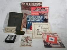 7976: WWI Memorabilia