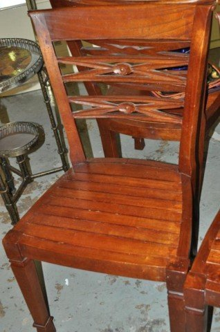 9: Side Chairs, 4x$