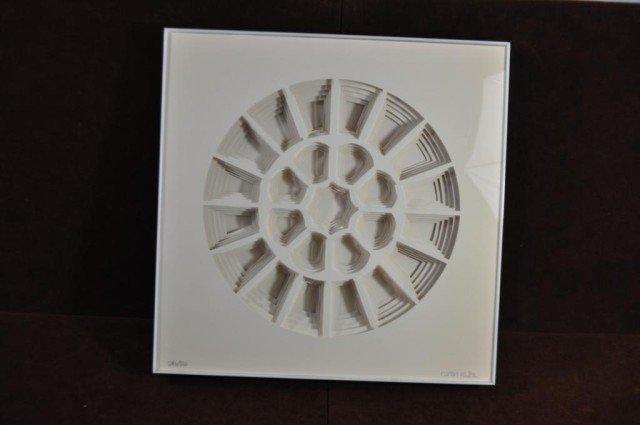 1001: Nancy Miller Cut Paper Art