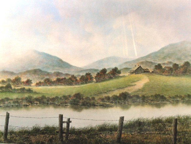 1002: Butler Brown Limited Edition Print