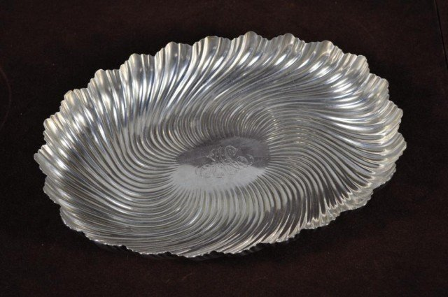 5: Whiting / Theodore B. Starr Sterling Bread Tray