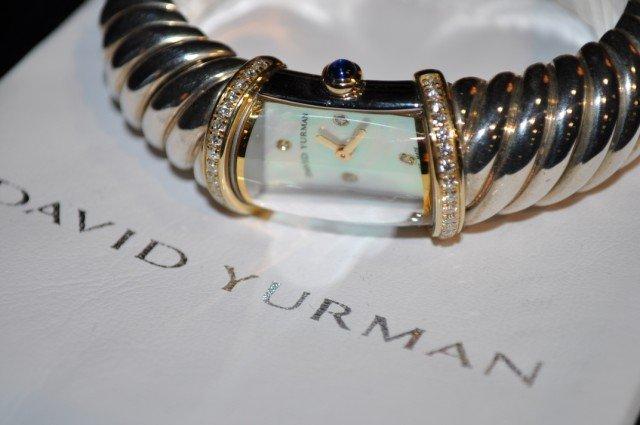 6: David Yurman Authentic Waverly Women's Watch