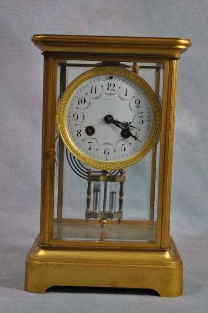 8: Tiffany & Company Retailer Clock