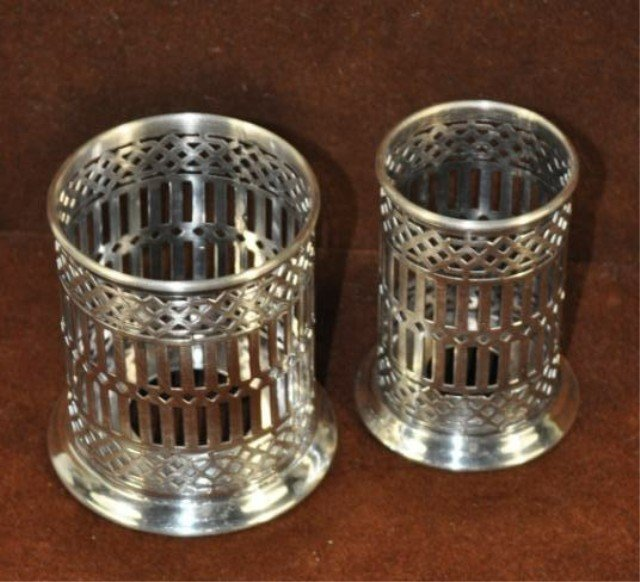 205: S.F. Co. Silver Plated Tray, Plus, 3pcs - 2