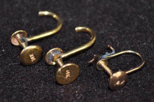 5: Stamped 14kt Scrap Gold