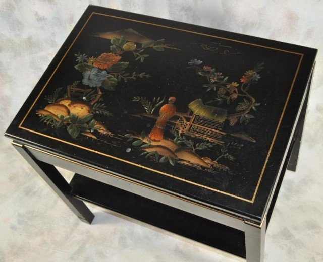Chinoiserie Decorative Occasional Table