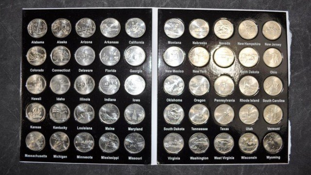 Uncirculated State Quarter Collection
