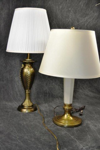Decorative Table Lamps, 2pcs