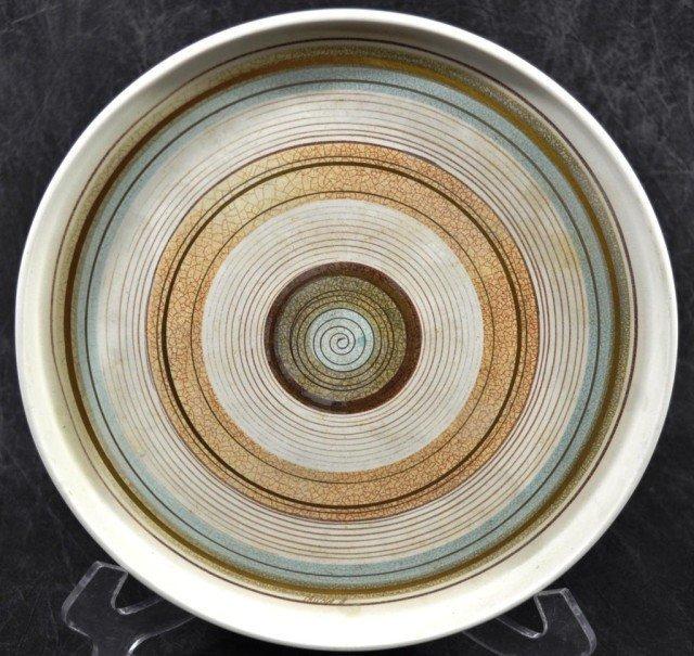 Sascha Brestoff Mid Century Ceramic Tray