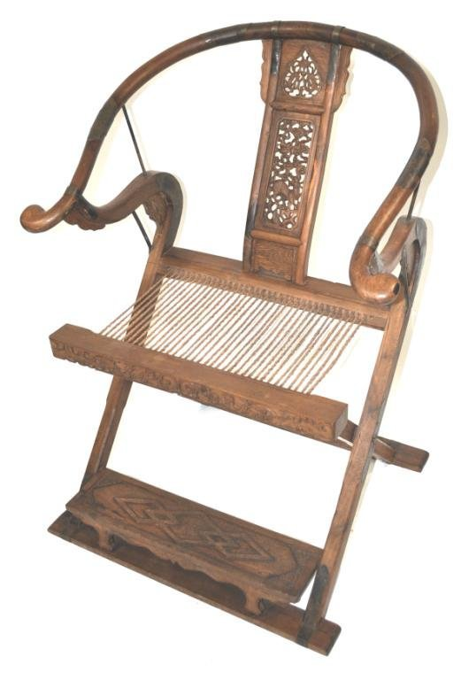 Chinese Chair, Probably Huang Huali