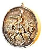 Henryk Winograd Fine Silver Pendant