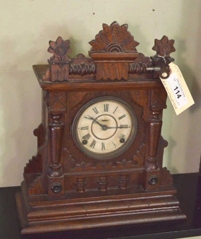 Aesthetic Period Mantle Clock