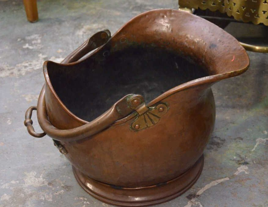 English Victorian Copper and Brass - 2