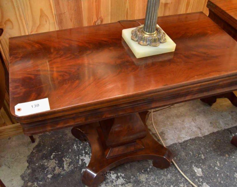 American Classical Tea Table - 2