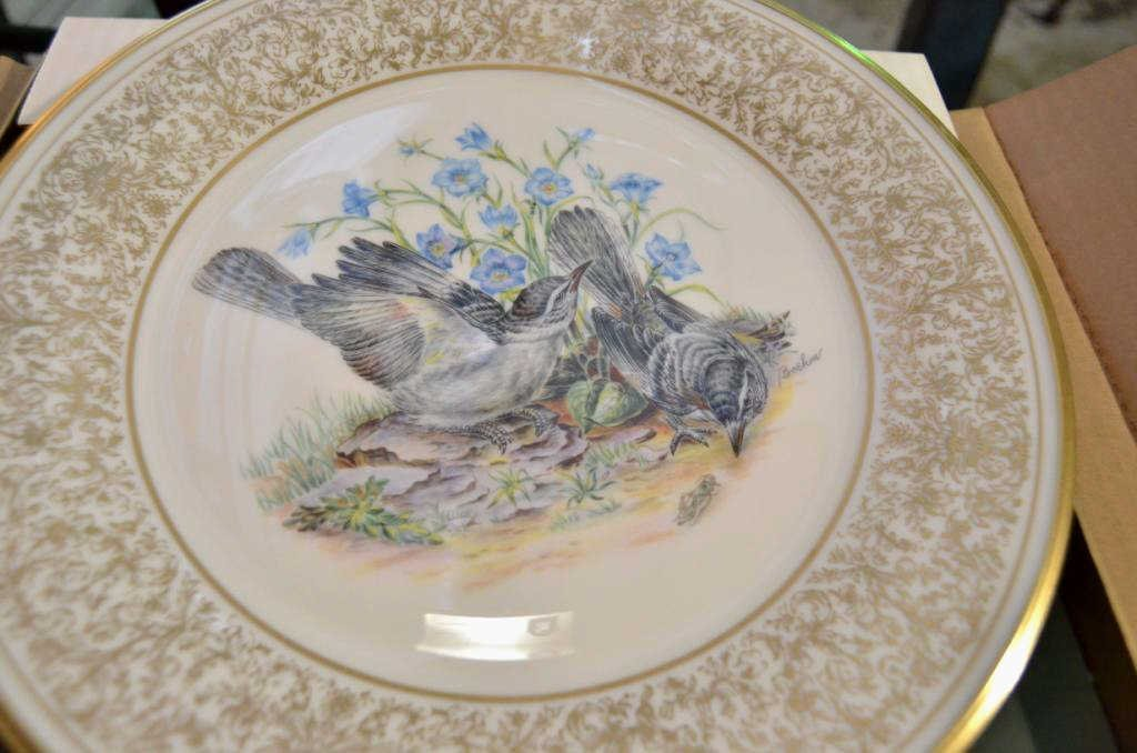Lenox, Boehm Songbird Plates - 3