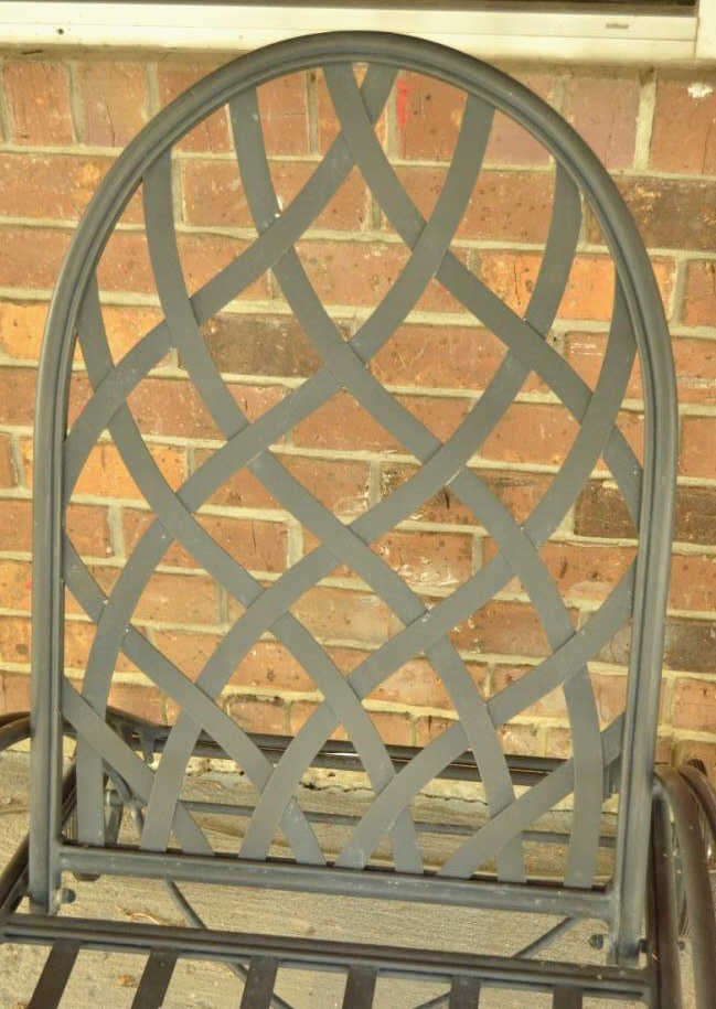 Patio Lounge Chair - 2