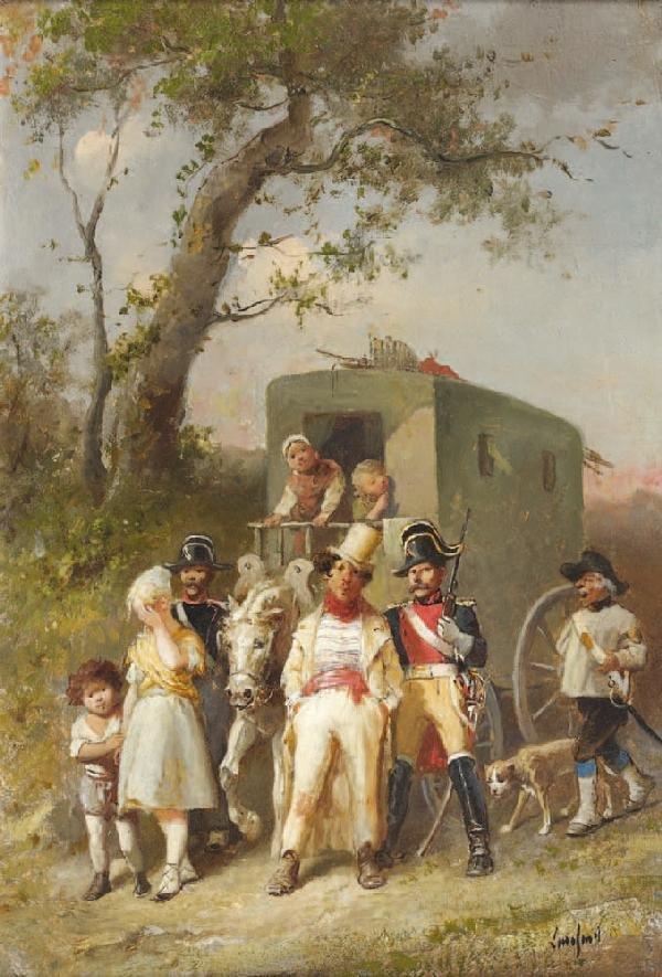 23: François Louis LANFANT dit LANFANT DE METZ (1814-18