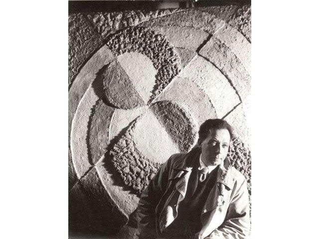 12: Florence HENRI-Portrait de Robert DELAUNAY