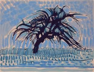 Piet MONDRIAN-Portofolio de 12 sérigraphies