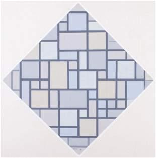 Piet MONDRIAN-Composition