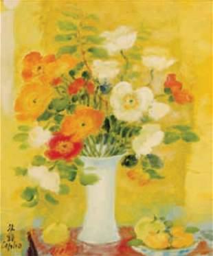 LE PHO - Bouquet d'anémones