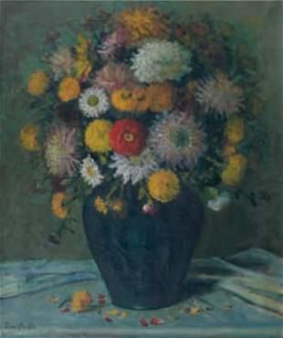 LIAO SIN HIO - Bouquet de Fleurs