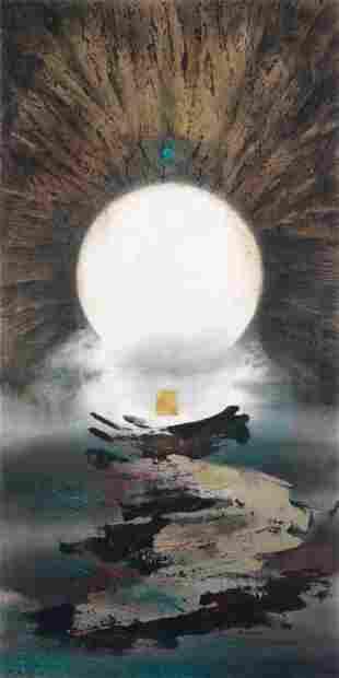 Guo HANSHEN (Kwok Honsum)- Zen