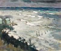82: Peter Alexandrovitch (Pierre) NILOUSS - Marée haute
