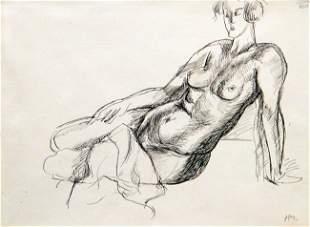 173: Henri MATISSE - Torse, 1925