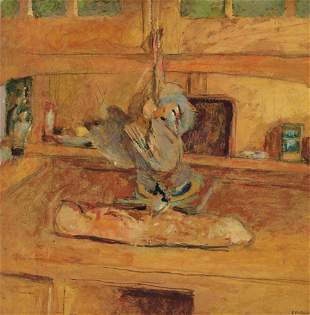 Edouard VUILLARD - Le faisan