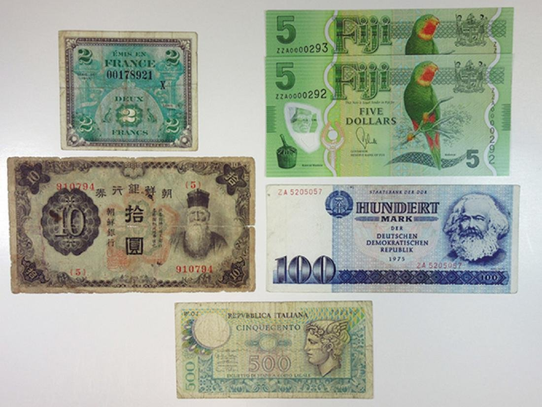 A Wide Range of Replacement Notes