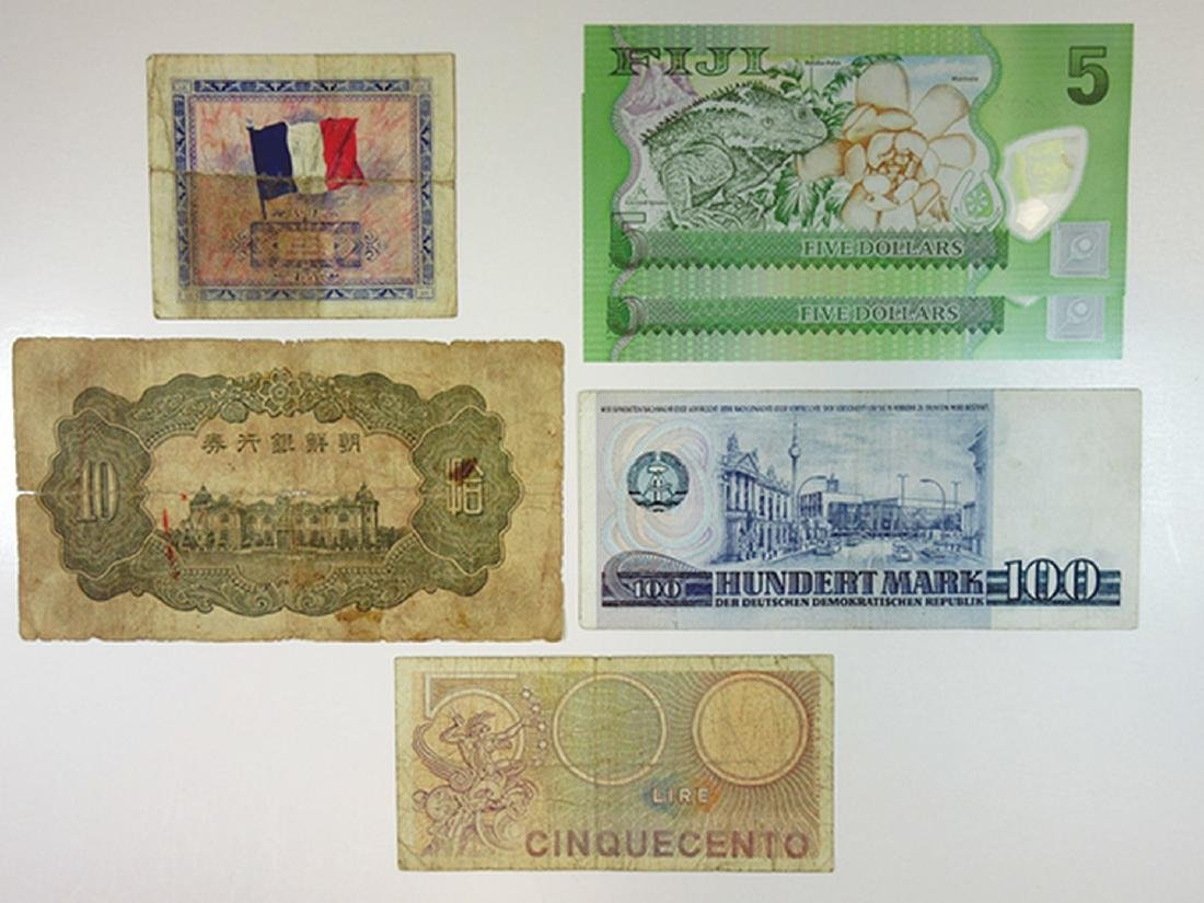 A Wide Range of Replacement Notes - 2