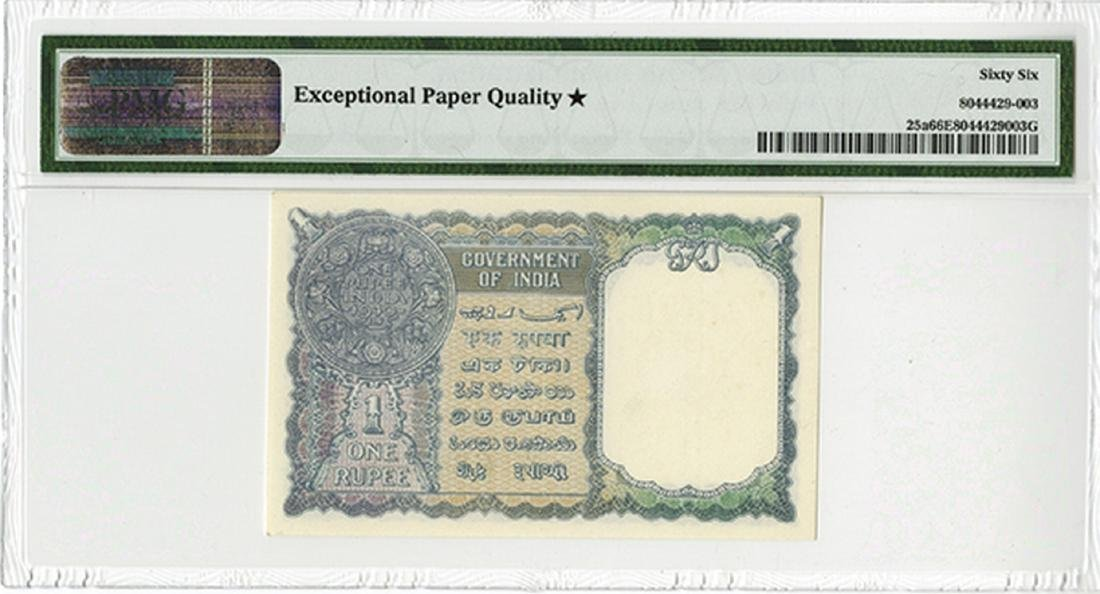 Government of India, British Administration, 1940 High - 3