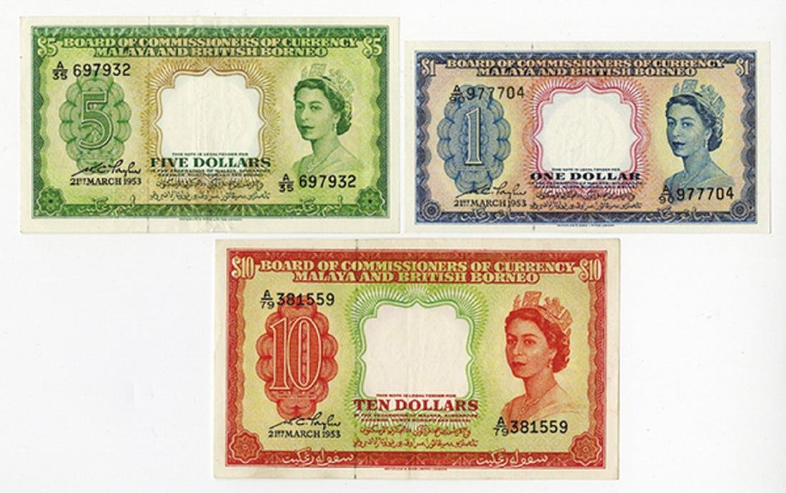 Board of Commissioners of Currency, Malaya and British