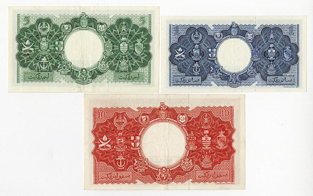 Board of Commissioners of Currency, Malaya and British - 2