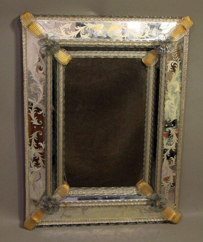16: Venezianischer Spiegel im Stil des 18. Jahrhunderts