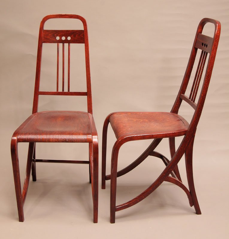 4: Paar Stühle