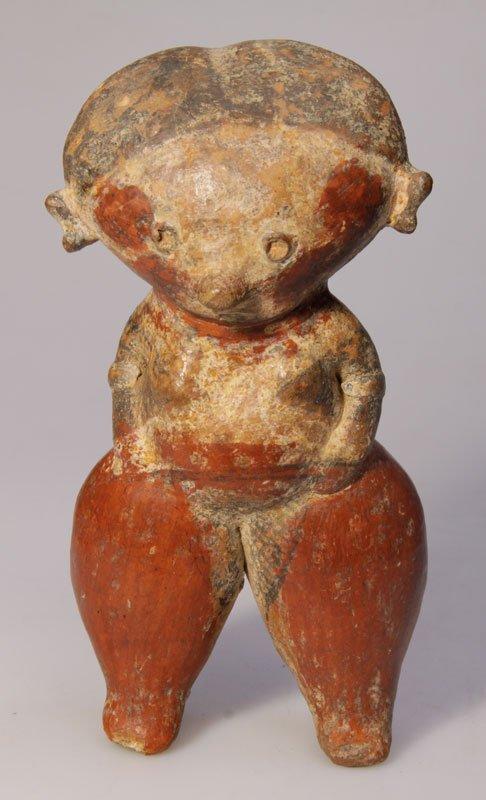 Antike weibliche Figur