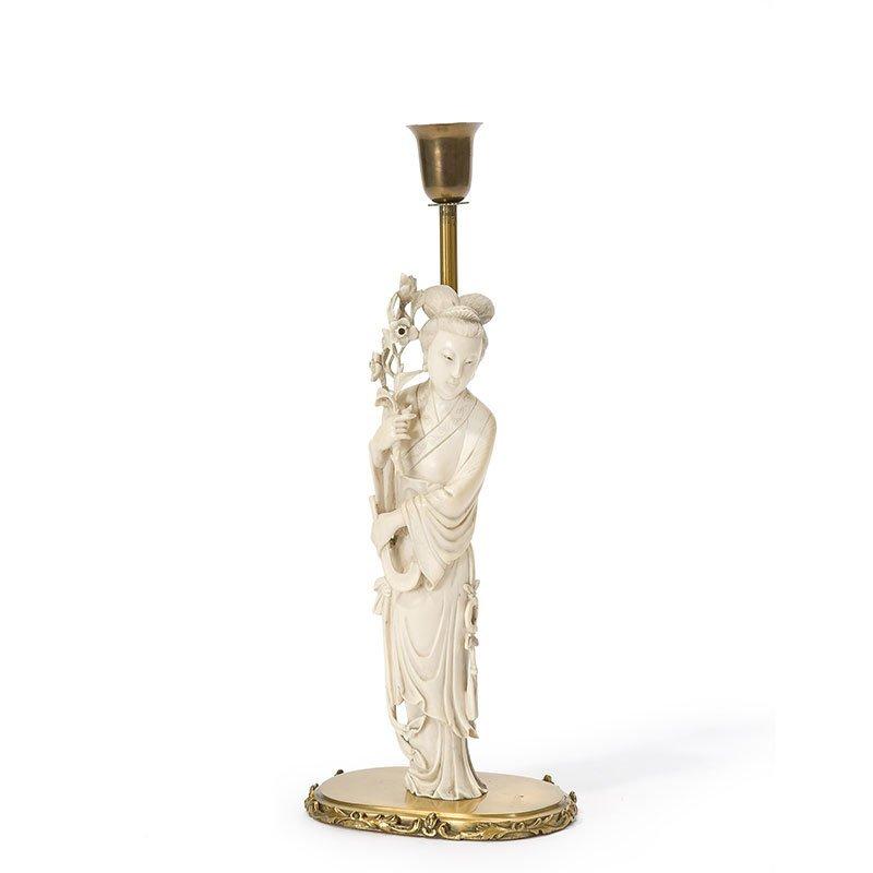 Statua in avorio