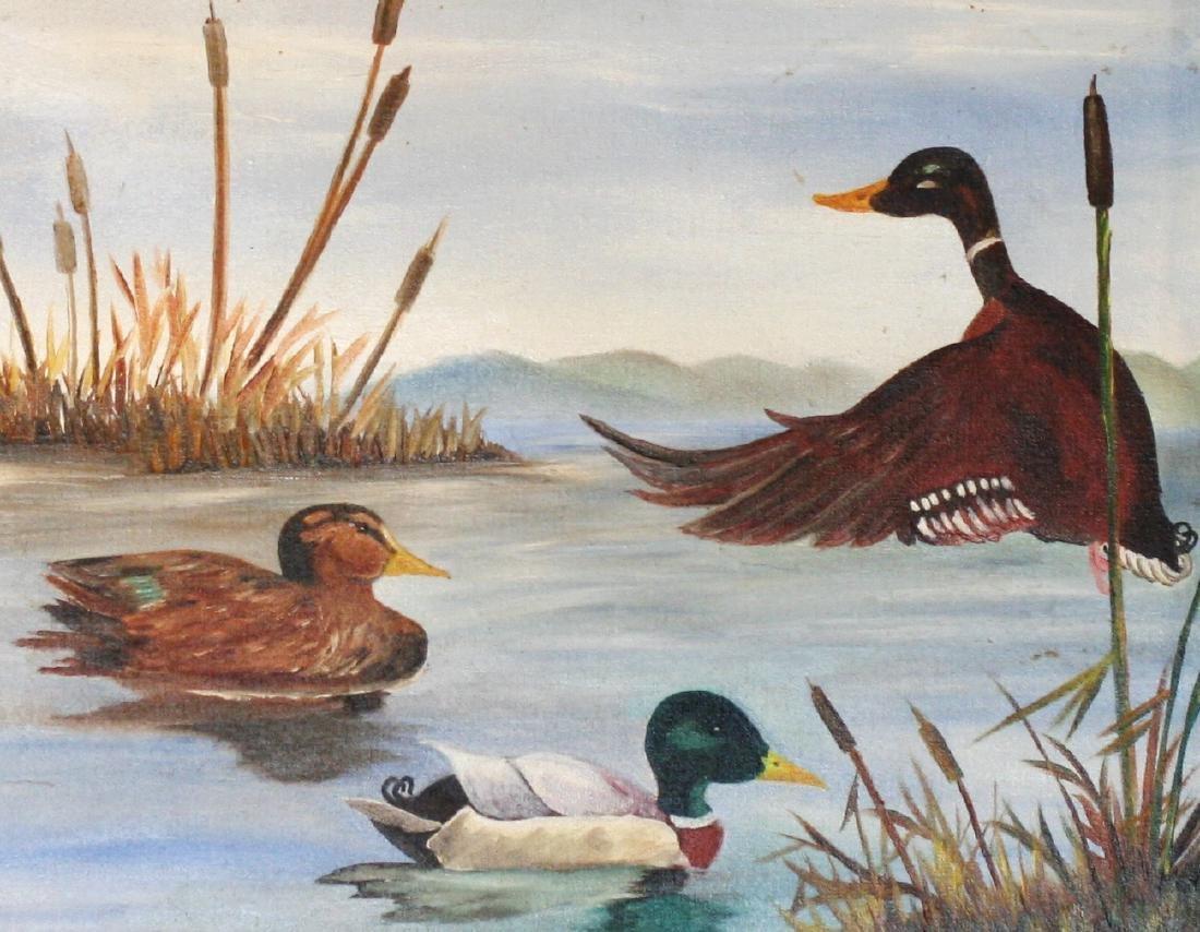 Tom Lozeau (Dixon Mont.),Oil on Canvas,