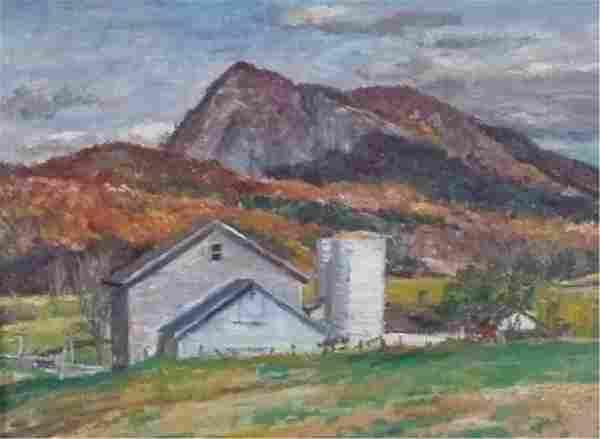 Herbert W Meyer, Oil