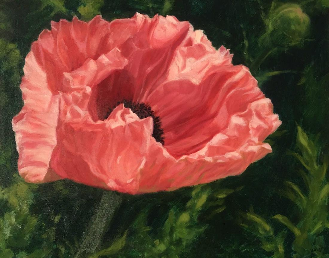 Annette Wiles,Oil on Canvas,