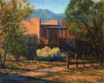 Geoffrey Lasko Oil on Canvas