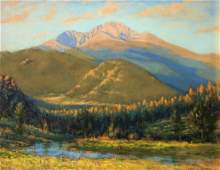 Geoffrey Lasko, Oil on Canvas,