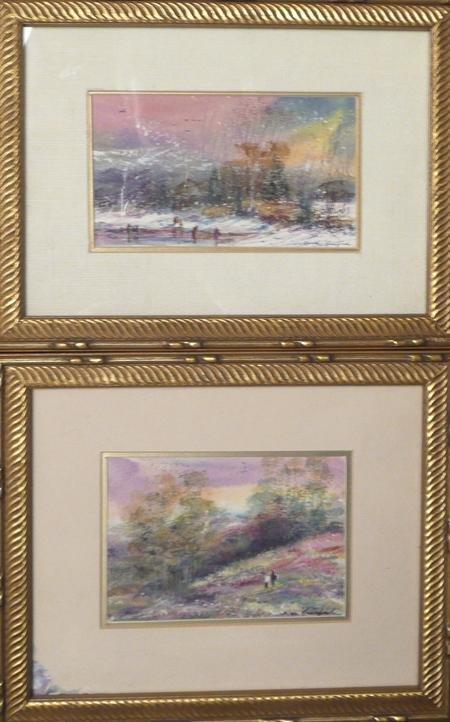 4: Linda Crawford, Pastel
