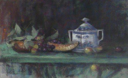 6: Jess Dubois, Pastel