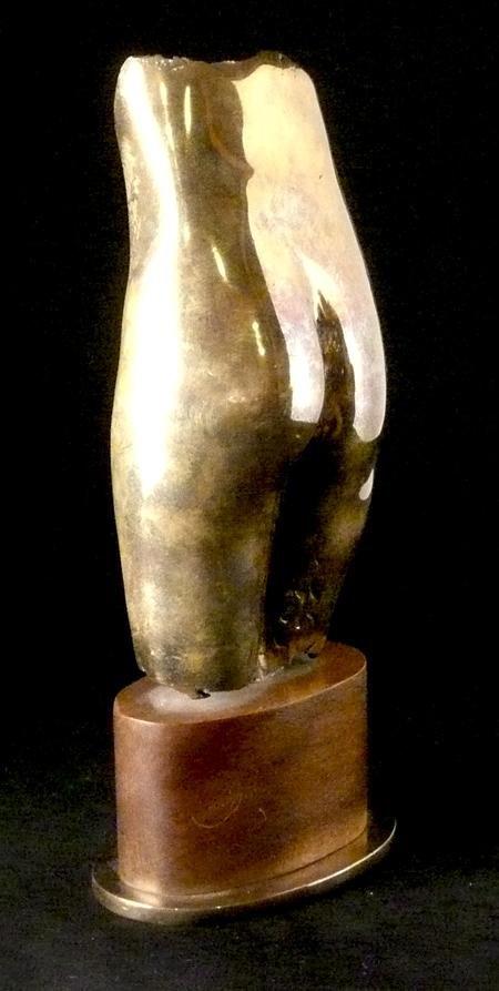 14: Edgar Britton, Bronze Sculpture