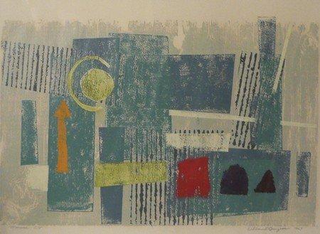 15: William Burgess, Monotype
