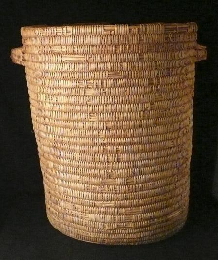 21: Jicarilla Apache Storage Basket