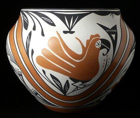 23: Acoma Pot, K. Joe